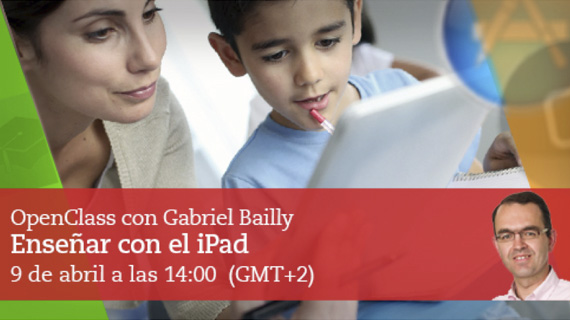 Ensenar-con-el-iPad-con-Gabriel-Bailly