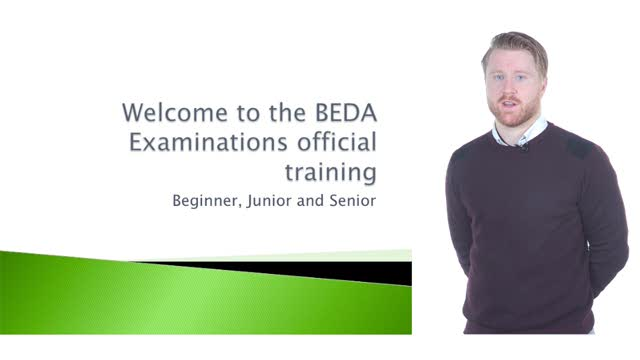 BEDA-Examinations-official-training