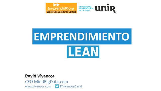 Emprendimiento-LEAN-David-Vivancos