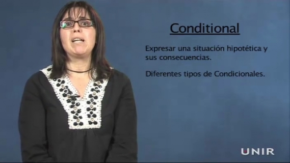 Grammar-Conditionals