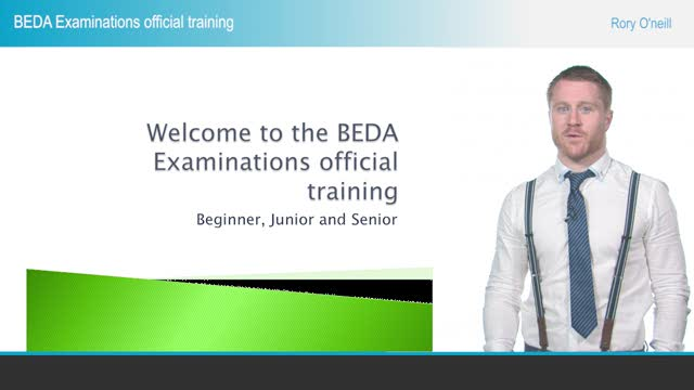 BEDA-Examinations-oficial-training-2017