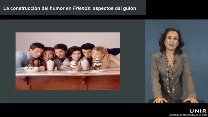 La-construccion-del-guion-en-Friends-aspectos-del-guion-