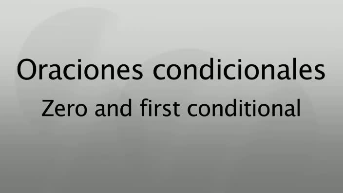Conditional-sentences-Zero-and-first-conditional-