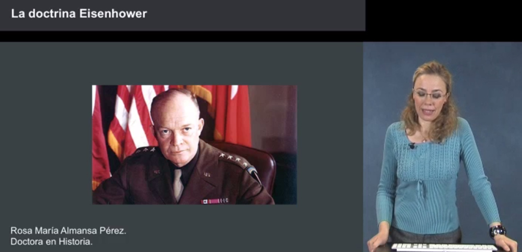 La-doctrina-Eisenhower-